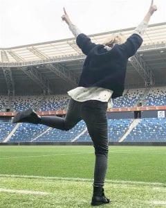 כמעט כמו ברנבאו: סיור באצטדיון סמי עופר
